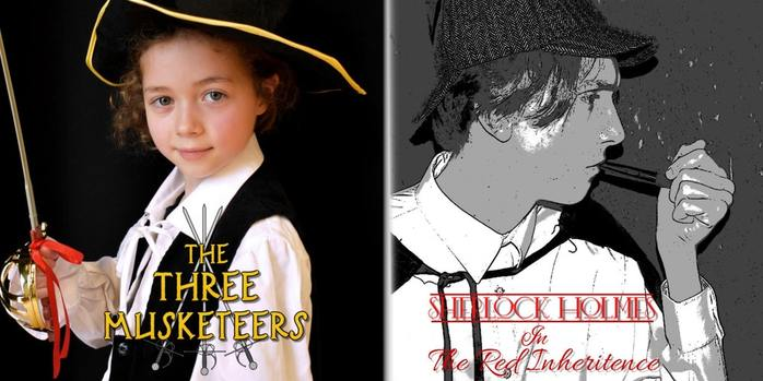 Anthos Arts Winter Showcase- The Three Musketeers amp Sherlock Holmes