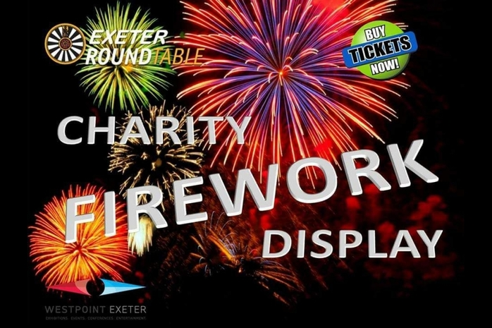 Charity Fireworks at Westpoint