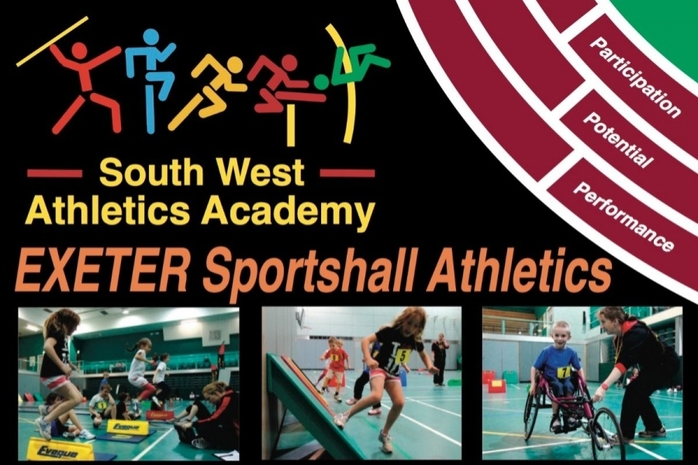 Exeter Sportshall Athletics
