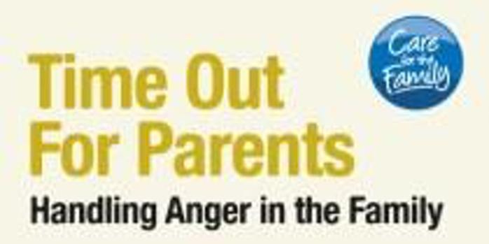 Handling Anger in the Family