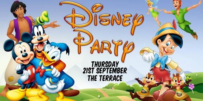 The Disney Party