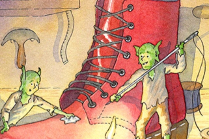 The Elves The Shoemaker